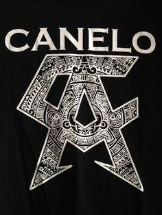 Canelo Alvarez Logo Canelo Alvarez T-shirt. Canelo Alvarez t Shirt. Source  Abuse Report