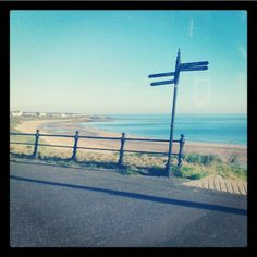 My photo 2014. Longsands,  Tynemouth looking towards Cullercoats