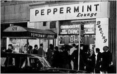 The Peppermint Lounge