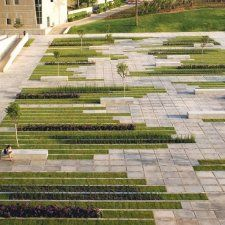 Transición y enlace - Espacio Verde - EspacioyConfort - Arquitectura y decoración