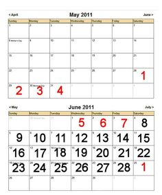 Summary Suitable For Printing  Menstrual Calendar
