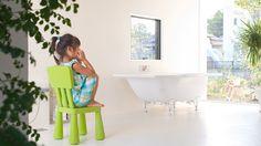 Designline Bad - Projekte: Haus in Auflösung | designlines.de