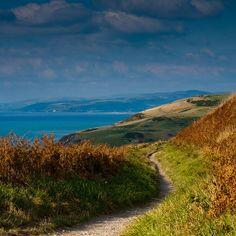 esteldin: Coast path (Aberystwyth, Wales) by izzy's-photos on Flickr.