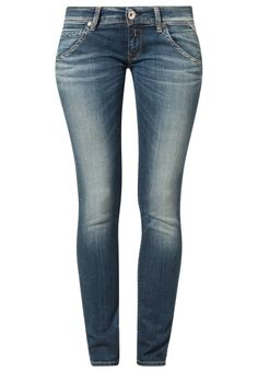 Replay SUZANNE Slim fit jeans blue
