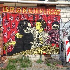 Broken Fingaz in Berlin