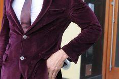 The Velvet Suit / Wedding Style Inspiration / LANE (instagram: the_lane)