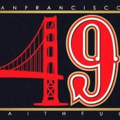 Love my niners Sf Forty Niners, Sf Niners, Niners Girl, Nfl 49ers, 49ers Fans, 49ers Images, Mustang, 49ers Nation, Best Football Team