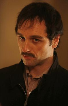 The Americans - Matthew Rhys in disguise.