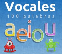 """Fill in the vowels (words grouped by theme as a """"hint""""). Maybe too easy for M. Spanish Classroom, Teaching Spanish, Spanish Alphabet, Spanish Songs, Spanish Activities, Preschool Literacy, Android, Free Download, Speech And Language"""