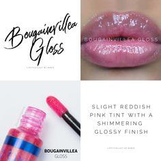 LipSense Bougainvillea Gloss