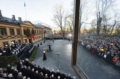 The traditional declaration of Christmas Peace was observed in Turku at the city's Old Great Square on Thursday. Description from finlandtimes.fi. I searched for this on bing.com/images