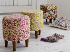 Lovely Liberty homeware styling