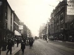 008390:Northumberland Street Newcastle upon Tyne unknown 1911 | Flickr - Photo Sharing!