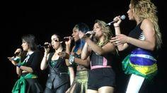 Só 3 dias de emoçao pela net. Meu coração Fifth Harmony... não acredito que acabou.... último show no Brasil