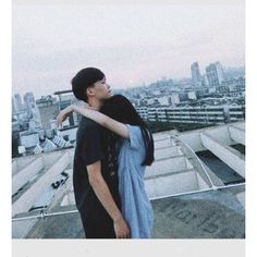 Ulzzang couple Ulzzang Couples ❤ liked on Polyvore featuring pictures
