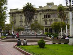 Riobamba, Ecuador has a lot of beauty and culture.