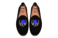 Theophilus London's LVRS teams up again with Del Toro for the second slipper model between the two brands. The LVRS x Del Tro Edition II slipper is a relatively subtle update of the first edition with a cobalt blue rose taking the place of the red rose. The black velvet body remains the same as does the rich leather lining inside. As with all Del Toro shoes, thesebeautiesare crafted in Italy. Look for the shoes to drop in March at Del Toro's Miami boutique and online.