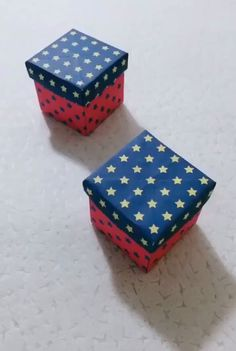 Gift box - Paper boxes, crafts, gifts, etc. The Effective Pictures We Offer You About 5 minute crafts A quali - Diy Crafts Hacks, Diy Crafts For Gifts, Diy Home Crafts, Diy Arts And Crafts, Diy Gifts To Make, How To Make Box, Simple Crafts, Cool Paper Crafts, Paper Crafts Origami