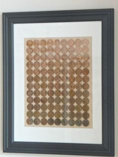 1000 images about penny art on pinterest pennies penny for How to make a penny wall