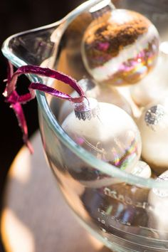 Sugar Holiday Ornaments by Libbie Summers, A Food-Inspired Life, Holiday Decorations