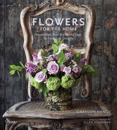 From planting to gardening and from cooking to fashion, there is no time like springtime so we've gathered a list of books that concern all things flowers.