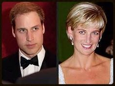 Diana, Princess of Wales *  Prince William, Duke of Cambridge #princessdiana