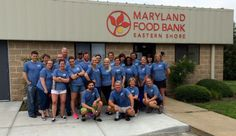 """""""Our partnership with the Maryland Food Bank is so important to our commitment to improving the quality of life in the communities in which we live and work,"""" said Jim Perdue, Chairman of Perdue Farms. Read more about this powerhouse partner on this week's blog."""