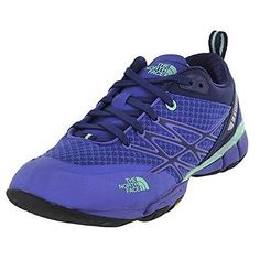 Women 158972: The North Face Ultra Kilowatt Blue Iris Surf Green Womens Outdoors Shoes Size 9M -> BUY IT NOW ONLY: $121.99 on eBay!