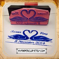 Save the date wedding stamps for invitation cards.