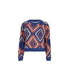 Trend alert: Aztecprint - Mode - Trend - Style Today