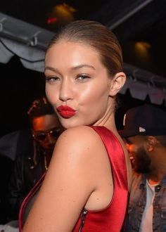 Gigi Hadid is officially going to be in the Victoria's Secret show this year