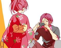 Gou and Rin