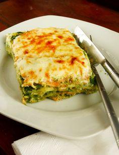 Még nagypénteken készült nálunk a lasagne halas variációja, és felvételt nyert a felnőttek állandó repertoárjába - a Nagyobb többnapos...