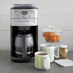 cuisinart grind and brew 12 cup coffee maker