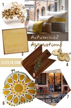 Now that the days will start to get shorter, the vibrant green of summer will slowly begin to transition to shades of gold and brown. Drawing upon  the inspiration of this season, we've put together an Etsy shopping guide with the theme Autumnal Aspirations to showcase some of our favorite fall  finds! We love curating these guides as a way to help you navigate the overflowing options on Etsy. With a modern aesthetic and contemporary eye, here at Elite16.com it is our goal to make ...