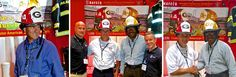 Here are the GFSA helmet winners from Jekyll Island from September 15-19, 2015. The winner of the Georgia helmet was Chief Gary Weaver from Sylvania Fire Department. The winner of the Georgia Tech helmet was Chief Marvin Riggins from Macon Georgia Fire Department