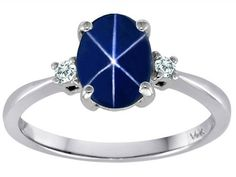 Star Sapphire. I like it, but it needs more diamonds.