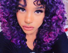 http://www.shorthaircutsforblackwomen.com/hair-steamers-for-natural-hair/ 16 Gorgeous Ways Black Women Wear Purple Hair