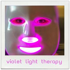 Tired of having adult acne?  Light therapy is a clinically proven solution used by Dermatologists that treats acne quickly & effectively.  Violet light therapy combines red and blue light therapy for maximum phototherapy effectiveness for killing acne bacteria and repairing acne scars. See what light therapy can do for your skin at: www.RBEAUTY.co