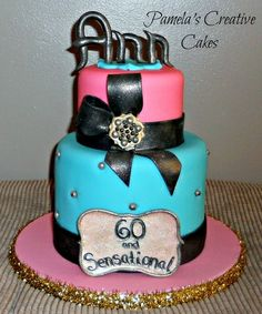 My Cakes & More - Pamela's Creative Cakes