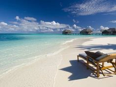 Absolutely love the Conrad Rangali Maldives Resort