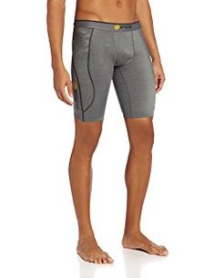 Skins A200Men Compression Clothing, Compression Pants, Improve Circulation, Sports Leggings, Sport Outfits, Heather Grey, Bermuda Shorts, Tights, Muscles