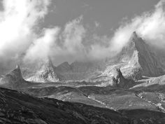 walking towards one of my hardest climbs Piz Cengalo Bernina Italia [1280  960] [OC]
