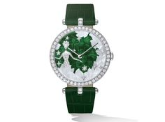 Van Cleef Arpels Ladies Watches: Zodiac Watches with Diamonds - luxuryvolt.com | luxuryvolt.com