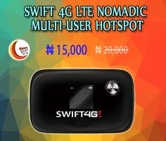 Get 25% #Discount on SWIFT HIGH PERFORMANCE #USB #MODEM at Blessing Computers Limited .