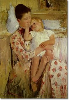 mary cassatt mother - Google Search