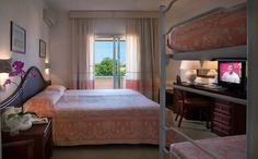 Camera quadrupla - Hotel Gabbiano Azzurro