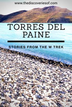 Hiking the W Trek on Chile 's side of Patagonia is a once in a lifetime experience. Read about one of South America's most amazing treks and what to expect when hiking solo on the W.