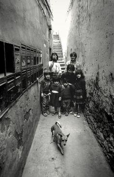 lisboa, portugal 1981 | foto: alfredo da cunha