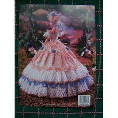 Ownza - Crochet Barbie Doll Dress Pattern Madeline Southern Belle ...